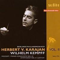 Mozart: Piano Concerto No. 20, K. 466 / Symphony No. 41- Jupiter Symphony, K. 551 by Wilhelm Kempff (2008-12-09)