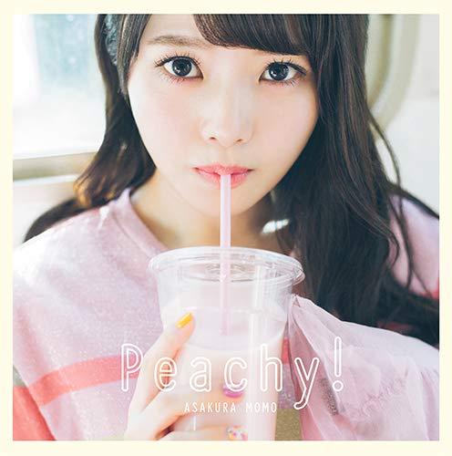 Peachy!(完全生産限定盤)(DVD付)