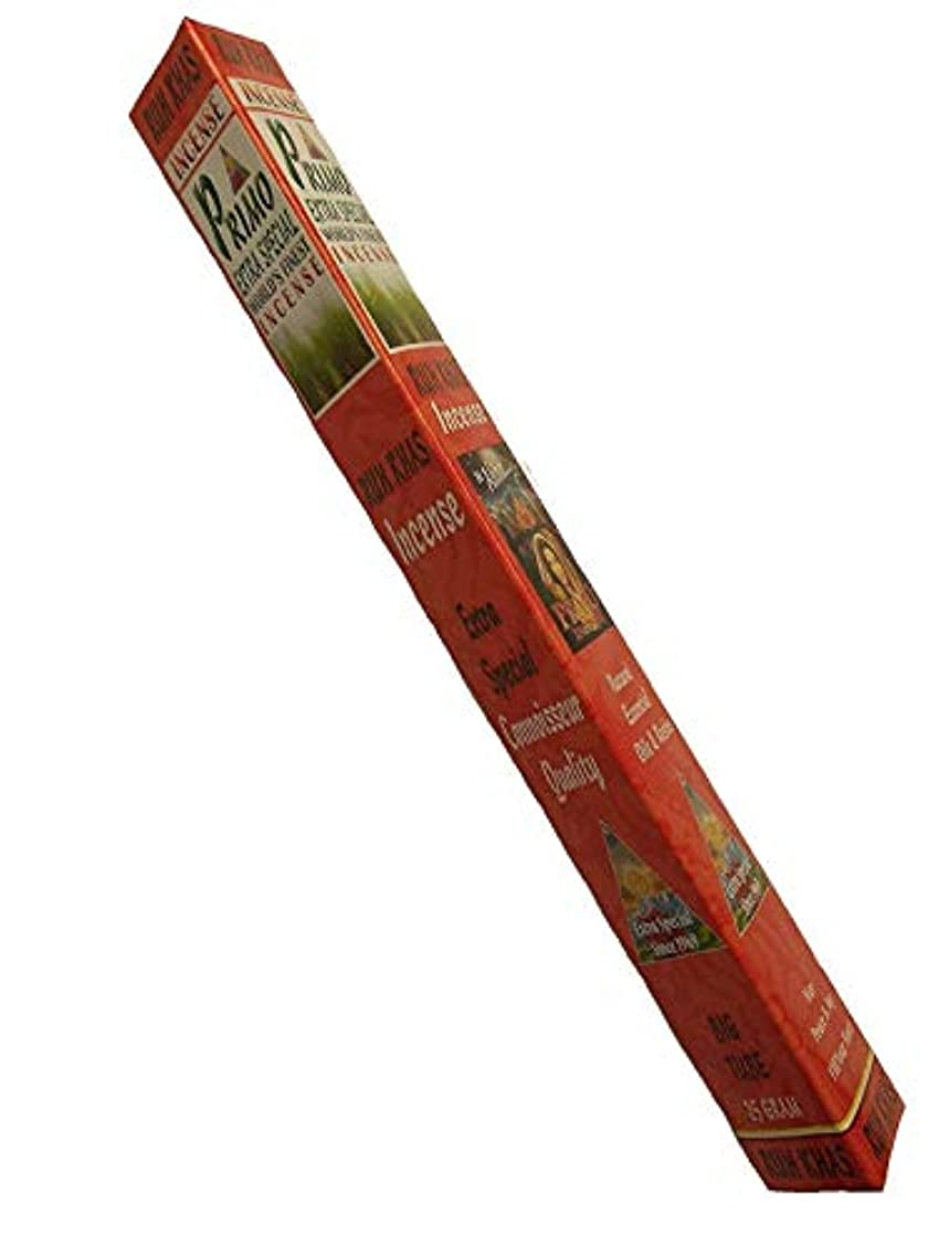 暴行ドループ代わりのMaのインドPrimo Ruh Khus Incense Sticks