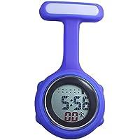 Women Multi Function Digital FOB Watch Nurse Watch