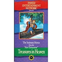 The Animated Stories From the New Testament: Treasures in Heaven [並行輸入品]