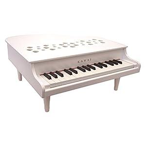 KAWAI ミニピアノP-32 ホワイト