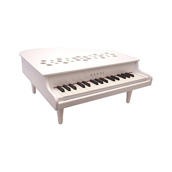 KAWAI ミニピアノP-32 ホワイトの商品画像