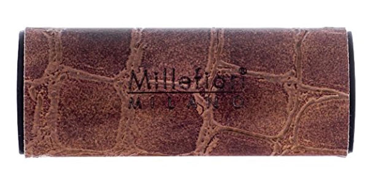 異邦人黒くする後ろにMillefiori カーエアフレッシュナー [SAFARI] オレンジティー CDIF-X-003