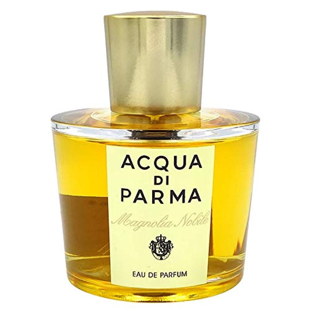 控えるねばねば箱アクア ディ パルマ ACQUA DI PARMA マグノリア ノービレ (テスター)EDP SP 100ml [並行輸入品]