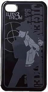 グルマンディーズ ルパン3世キャラクタージャケットiPhone4/4S専用/次元(LU-02B) LU-02B