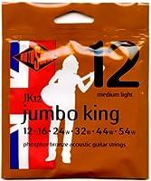 RotoSound JK12 (LROTJK12) アコースティックギター弦 × 3セット