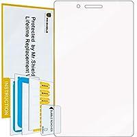 Mr Shield For Lenovo Tab 37-inch Essentialタブレット[強化ガラス]画面プロテクター[ 0.3mm超薄型9h硬度]で生涯交換保証