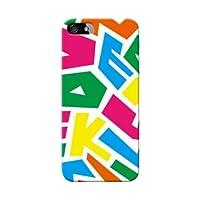 SoftBank iPhone5 アルファベット01 スマホケース スマホ ケース ソフト カバー TPU q0001-i0191-atpu(1-ピンク)