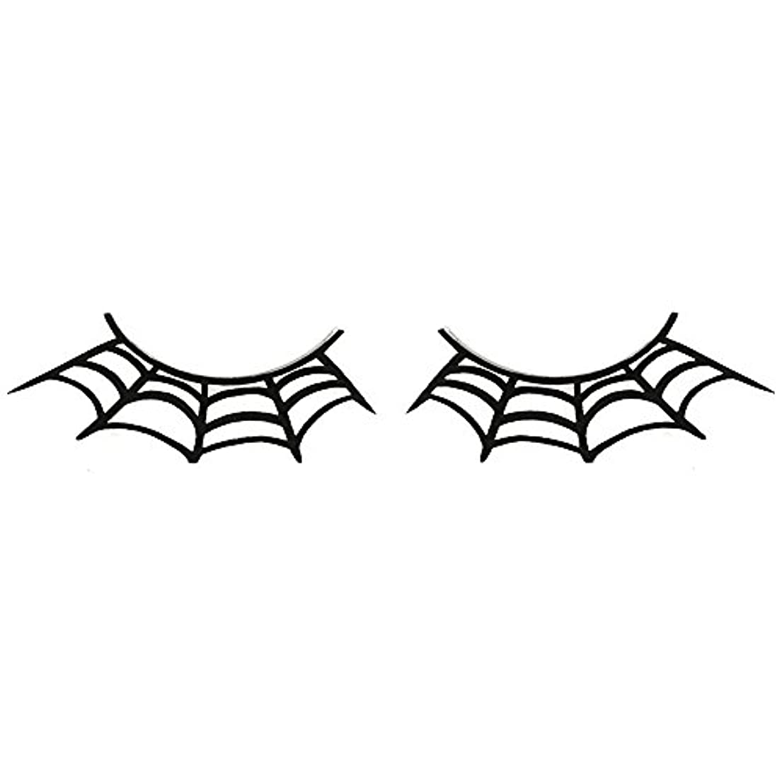 肉たらい足蜘蛛の巣アイラッシュ【eyelash ルピス】