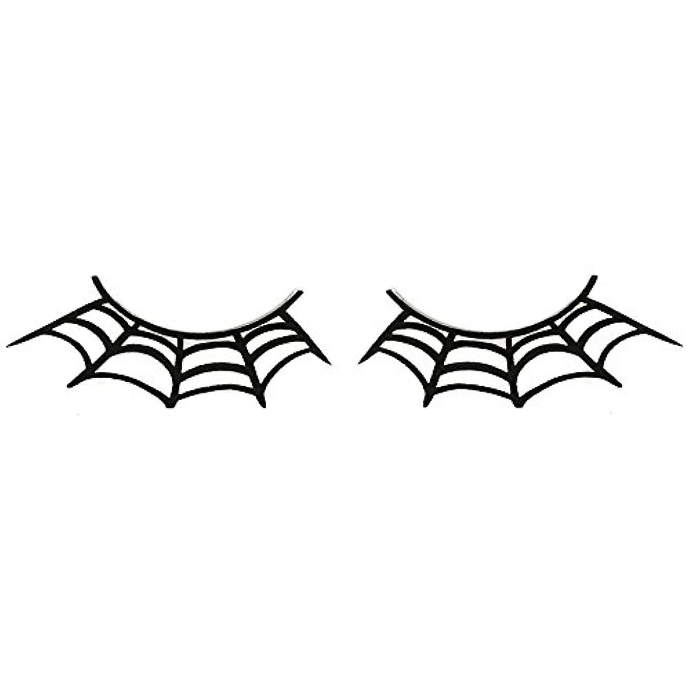 コンピューターを使用する小売光景蜘蛛の巣アイラッシュ【eyelash ルピス】