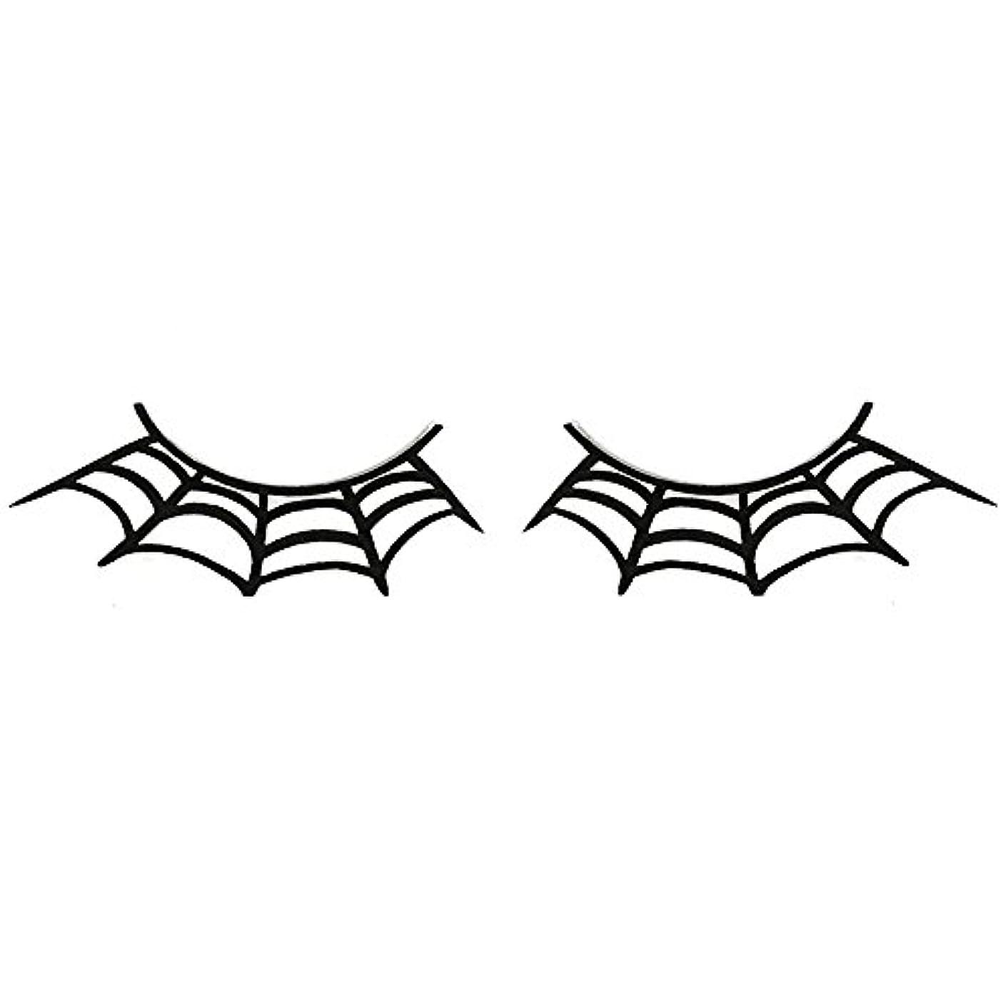 認識神経障害対応蜘蛛の巣アイラッシュ【eyelash ルピス】