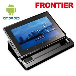 FRONTIER 7型 タブレット タッチパネル Android 無線LAN Bluetooth フロンティア FT701W