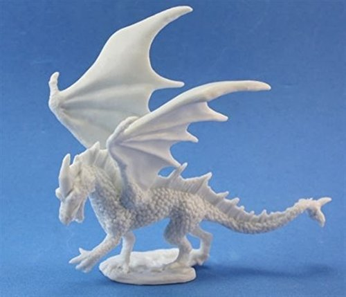Young Fire Dragon 77026 Reaper Bones [並行輸入品]