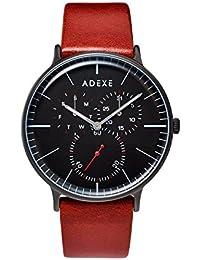 [アデクス]ADEXE 腕時計 クォーツ 1868A-02 【正規輸入品】