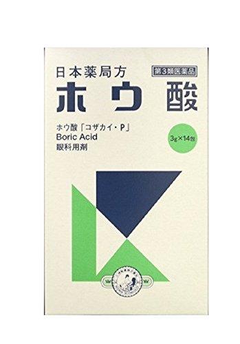 小堺製薬 ホウ酸「コザカイ・P」14包