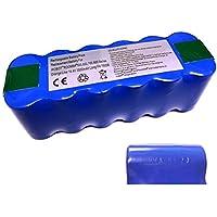ルンバ バッテリー 長寿命3年 1年保証 大容量3500mAh 500 600 700 800 900シリーズ用 【Orange Line】
