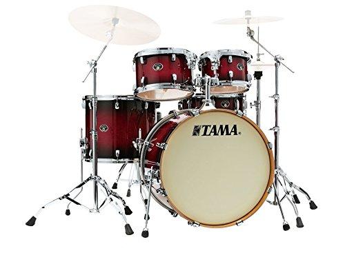 TAMA VP52KRM-TRB Silverstar 22  バスドラムシェルキット+ハードウェア ドラム