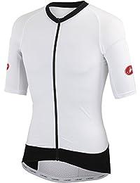 42221dc33 Amazon.co.jp  Castelli - サイクルジャージ   メンズ  服&ファッション小物