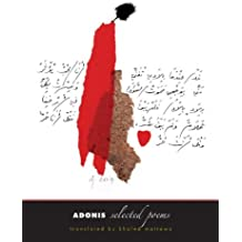 Adonis: Selected Poems (The Margellos World Republic of Letters)