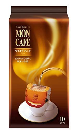 モンカフェ マイルドブレンド 10パック 800g