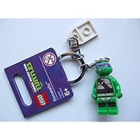 レゴ ティーンエイジ ミュータント タートルズ ドナテロ キーチェーン / LEGO Teenage Mutant Ninja Turtles Donatello Key Chain 850646 [国内正規流通品]