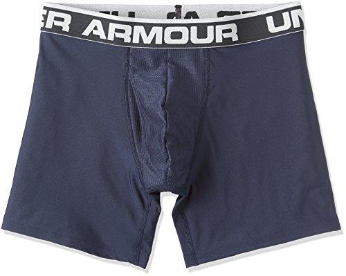 (アンダーアーマー)UNDER ARMOUR パンツ UA Oシリーズ ボクサージョック MUN3768 ミッドナイトネイビー L [メンズ]