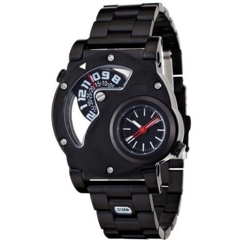 [ストーム]STORM 腕時計 サテライト ブラック 4656SL メンズ 【正規輸入品】