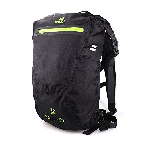 【OSAH】防水バックパック デイバック リュック 22L ザック 軽量 防水 アウトドア キャンプ ハイキング 旅行 通勤 自転車 男女兼用(UCB03-A1322)