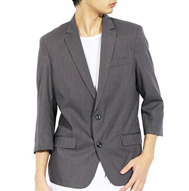(エブレドレス)everydress 夏 メンズ ジャケット サマージャケット メンズ テーラードジャケット スーツ生地 新品 大人気 スーツ ジャケット