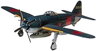 タミヤ 1/48 傑作機シリーズ No.38 日本海軍 川西 局地戦闘機 紫電11型甲 プラモデル 61038
