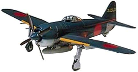 1/48 傑作機 No.38 1/48 川西 局地戦闘機 紫電11型甲 61038