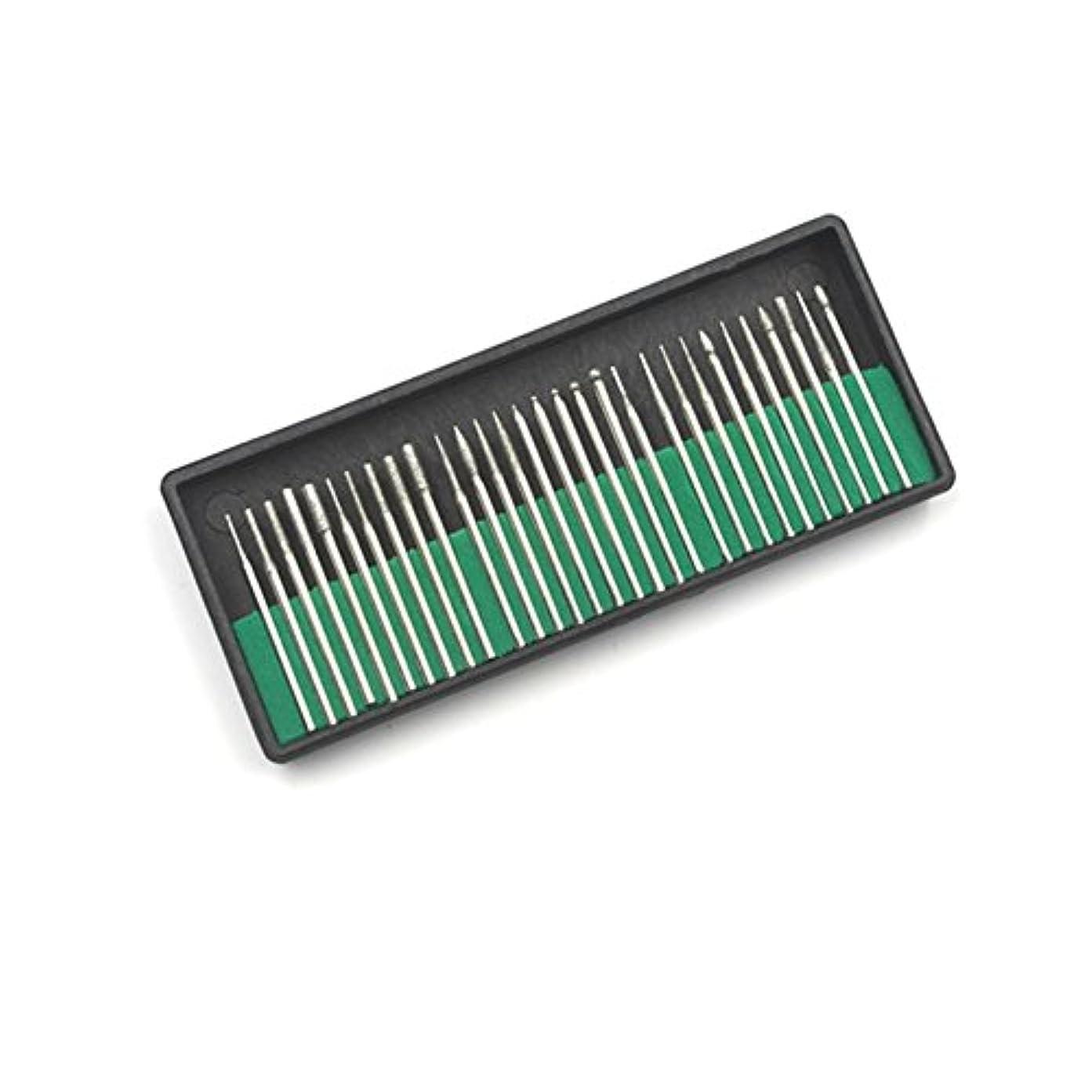 肺アパルさわやか(ウォームガール)Warm Girl 30 Bits 電動 ドリルサンドバンド ネイルツール ネイルアート ネイルデザイン