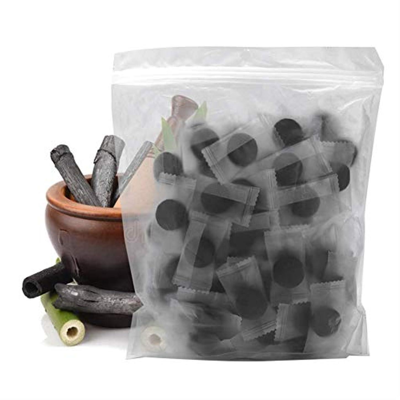 嘆願流行しているどこにでもコインマスク 竹炭繊維 100枚入れ 圧縮フェースマスク 紙DIY スキンケア DIY フェイシャルマスク