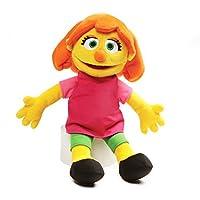 Gund Sesame Street Julia Plush Stuffed Toy 14 Inches Toy 14 [並行輸入品]