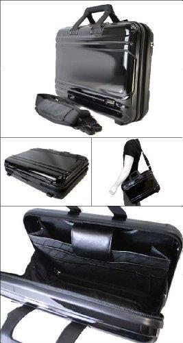 [ゼロハリバートン]ZERO HALLIBURTON ラップトップ アタッシュケース ZW210 BLACK ブラック ZW210-BK/80616-01[並行輸入品]