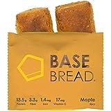 BASE BREAD ベースブレッド メープル 完全食 完全栄養食 食物繊維 16袋セット