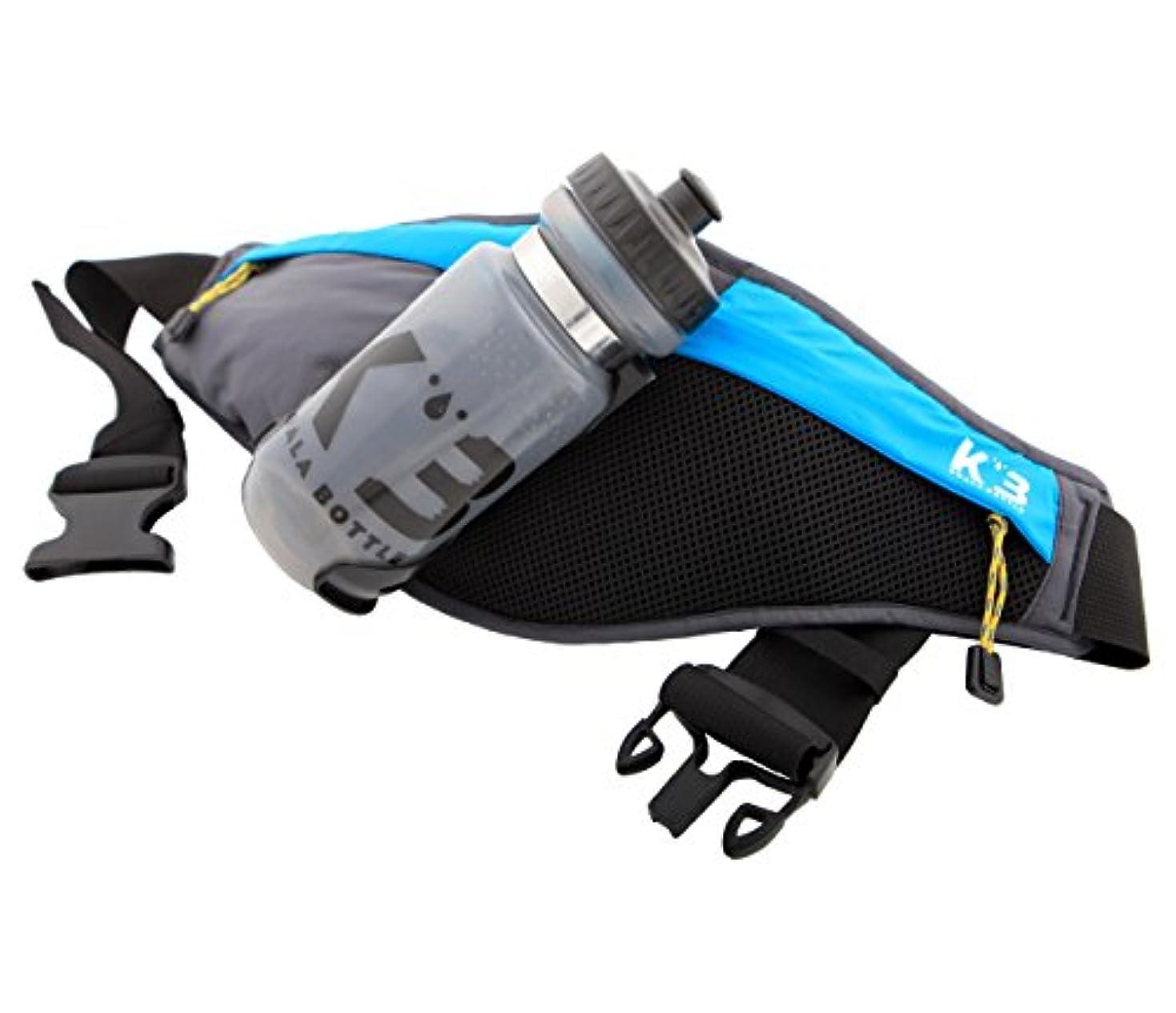 助けになる巨大な増強Koala Bottle Hydration Belt コアラボトル ハイドレーション ベルト / 磁気ボトルシステム ウエストバッグ 水分補給 / ハイキング 登山 ランニング サイクル