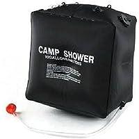 あると便利 ソーラー キャンプ シャワー 太陽光 で 温水 キャンプ 海水浴 災害時 にも