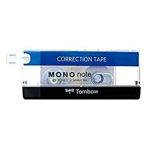トンボ鉛筆 修正テープ MONO モノノート 2.5mm CT-YCN2.5