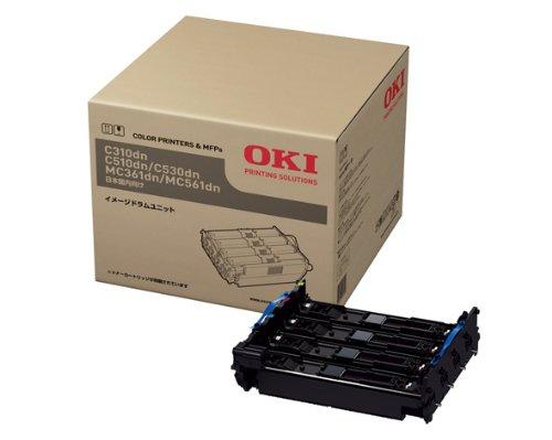 OKI イメージドラムユニット(C310dn/C510dn/C530dn) ID-C4KA