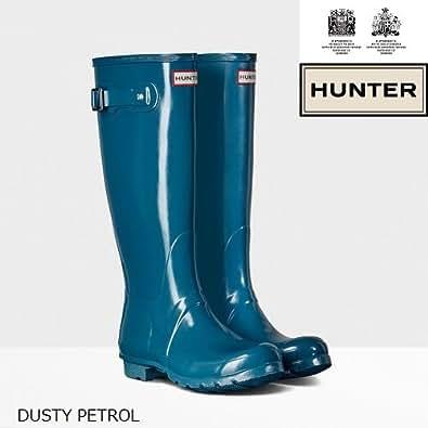HUNTER(ハンター) ハンター オリジナル トール グロス ウェリントン ブーツ Original Tall Gloss Wellington Boots【2015SS】【国内正規品】