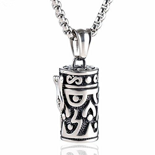 [해외]유골 펜던트 기념 펜던트를 넣을 수있는 펜던트 애쉬 펜던트/Pendant ash pendant which can contain ashaved pendant memorial pendant