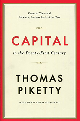 Capital in the Twenty-First Centuryの詳細を見る