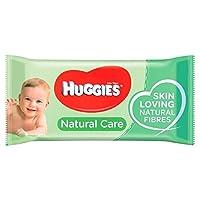 Huggies Lingettes pour bébés à l'Aloe 64 par paquet