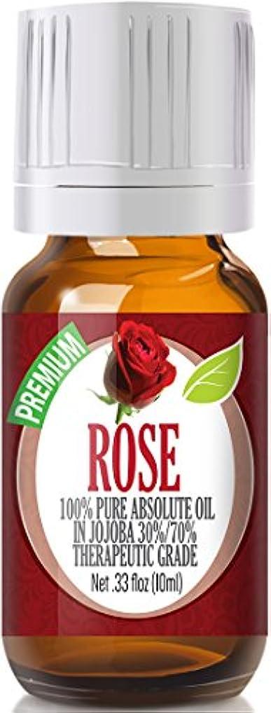 政治的補充テーマRose Absolute Oil - Premium Grade, 10ml by Healing Solutions Essential Oils by Healing Solutions