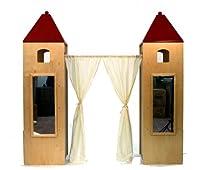 A+ Childsupply Twin Tower Play Theater [並行輸入品]