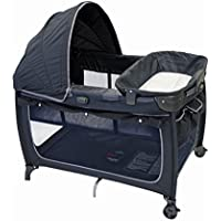 Eddie Bauer Complete Care Playard twilight blue by Eddie Bauer