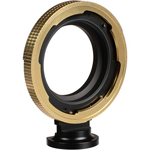 Fotodiox Pro Lens Mount Adapter, Arri PL Lens to Canon EOS Camera such as EOS 7D, 5D Mark III, and Rebel T3i [並行輸入品]