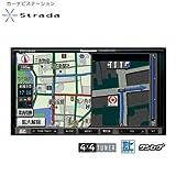 【パナソニック】7V型ワイドモニタ-2DIN地上デジタルTV/DVD/CD内蔵ナビゲ-ション CN-MW240D